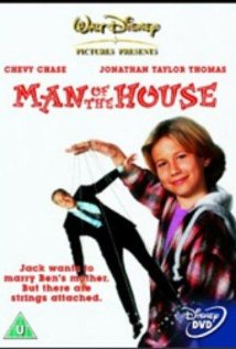 Man of the House (1995) cover