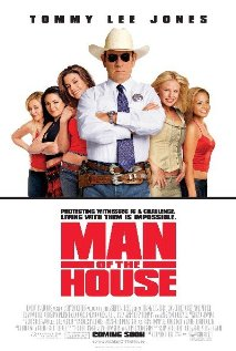 Man of the House (2005) cover