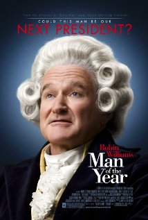 Man of the Year (2006) cover