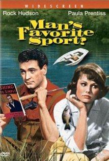 Man's Favorite Sport? (1964) cover