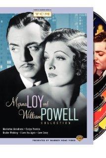Manhattan Melodrama (1934) cover