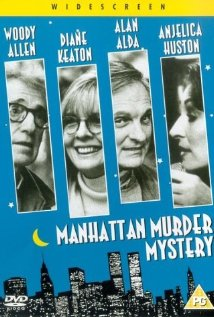 Manhattan Murder Mystery (1993) cover