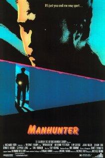 Manhunter (1986) cover