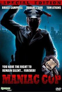 Maniac Cop (1988) cover