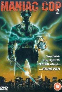 Maniac Cop 2 (1990) cover
