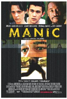 Manic (2001) cover