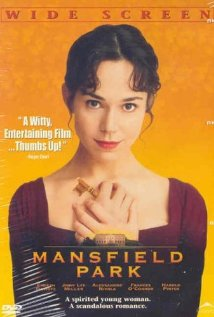 Mansfield Park (1999) cover