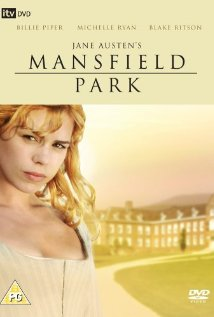 Mansfield Park (2007) cover