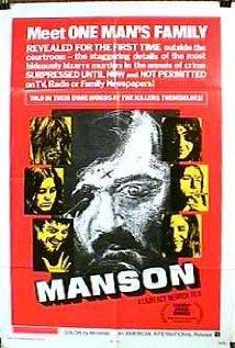 Manson (1973) cover