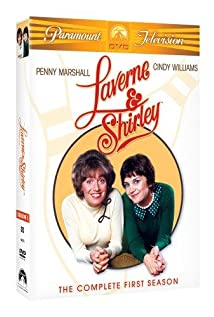 Laverne & Shirley (1976) cover