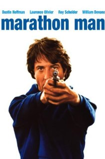 Marathon Man (1976) cover