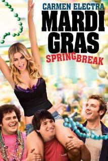 Mardi Gras: Spring Break (2011) cover