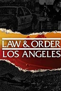 Law & Order: Los Angeles 2010 poster