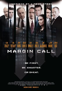 Margin Call (2011) cover
