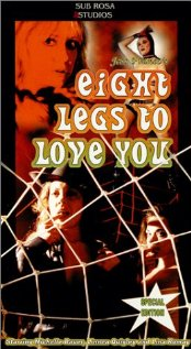 Mari-Cookie and the Killer Tarantula in 8 Legs to Love You (1998) cover