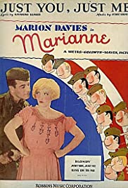 Marianne 1929 poster