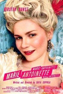 Marie Antoinette 2006 poster