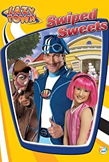 LazyTown 2004 poster