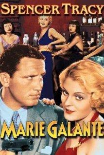 Marie Galante (1934) cover