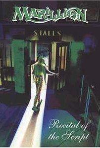 Marillion: Recital of the Script (1983) cover