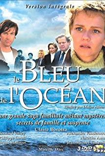 Le bleu de l'océan 2003 poster