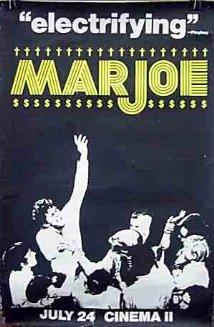 Marjoe (1972) cover