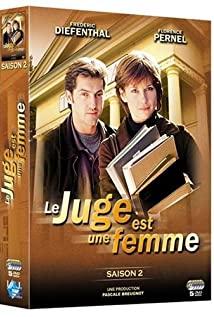 Le juge est une femme (1993) cover