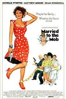 Married to the Mob 1988 poster