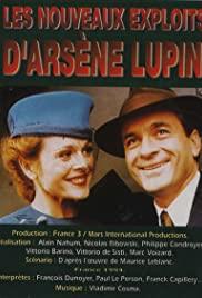 Le retour d'Arsène Lupin (1988) cover