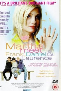 Martha - Meet Frank, Daniel and Laurence (1998) cover