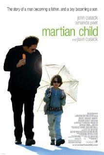 Martian Child (2007) cover