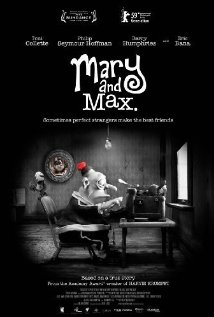 Mary and Max (2009) cover