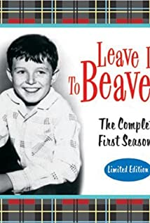 Leave It to Beaver 1957 poster