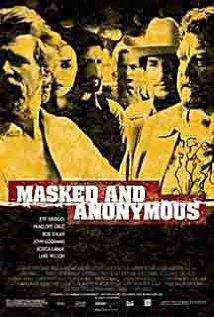 Masked and Anonymous (2003) cover