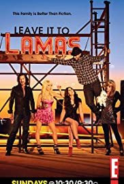 Leave It to Lamas (2009) cover