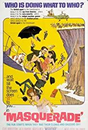Masquerade (1965) cover