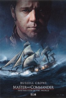 Master and Commander: The Far Side of the World 2003 poster