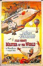 Master of the World (1961) cover
