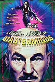Masterminds (1997) cover
