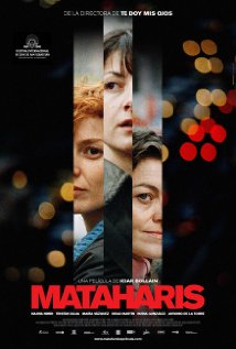 Mataharis (2007) cover