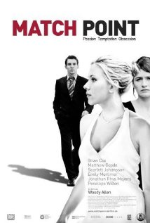 Match Point (2005) cover
