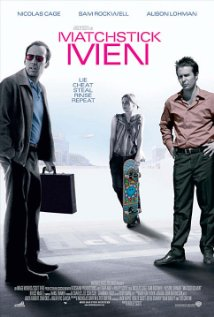 Matchstick Men (2003) cover