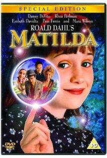 Matilda (1996) cover