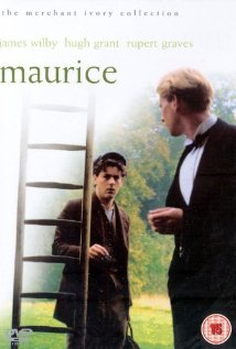 Maurice (1987) cover
