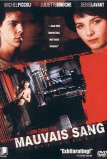Mauvais sang (1986) cover
