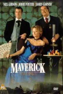 Maverick (1994) cover