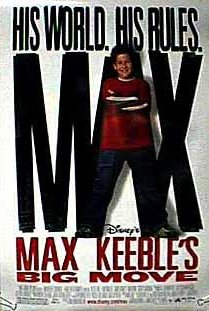 Max Keeble's Big Move 2001 poster