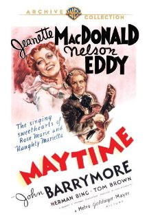 Maytime (1937) cover