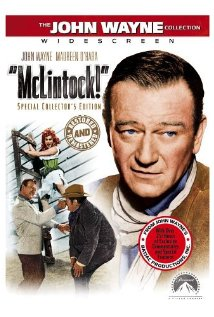 McLintock! (1963) cover