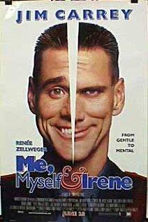 Me, Myself & Irene 2000 poster